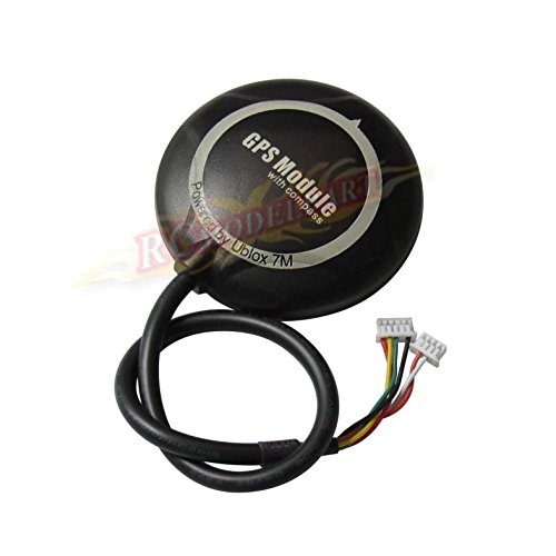 Hobbypower Ublox NEO-7M GPS Module with Compass & GPS